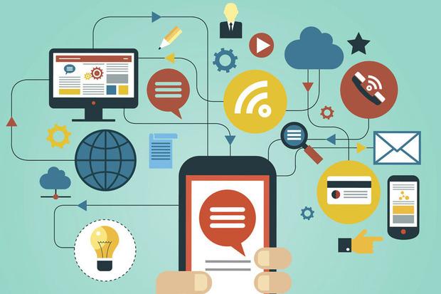 digital convergence to phones